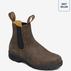 Blundstone 1351 HIGH-TOP Chelsea BOOT Brown